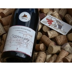 Côtes d'Auvergne  Chateaugay  rouge domaine Rougeyron 2016