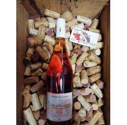 Côtes d'Auvergne  Rosé  Domaine Rougeyron  2014