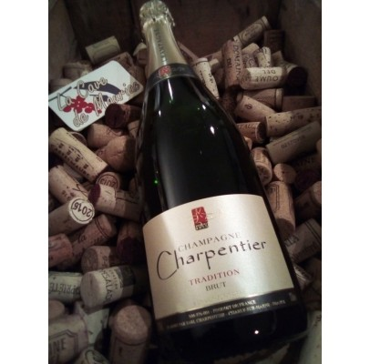 "AOP CHAMPAGNE - CHARPENTIER ""BRUT TRADITION"""