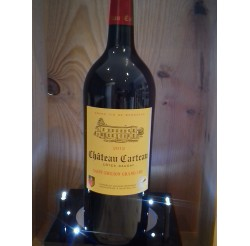 St Emilion grand cru  château Carteau 2015  Magnum